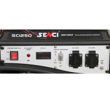 Groupe électrogène Ford FG3050P 2500 W - 50 Hz