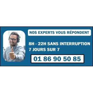 Groupe électrogène essence Senci SC-8000-ATS EVO
