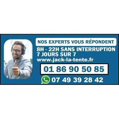 Groupe électrogène essence Inverter Senci SC-3200iFE