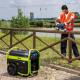 ENERGY Groupe électrogène sur prise de force 16.5kVA EY-15TCS-AVR-IP-ISO