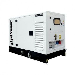 ITC POWER Groupe électrogène diesel 1500 tr/min 9kv AVR DHY9KSEM-ITC