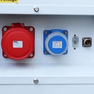 ITC POWER Groupe électrogène diesel 1500 tr/min 11kVA 380V AVR DHY11KSE-ITC