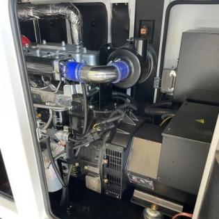 ITC Power Groupe électrogène diesel 10kw refroidissement eau mono et tri AVR DG12000XSE-T