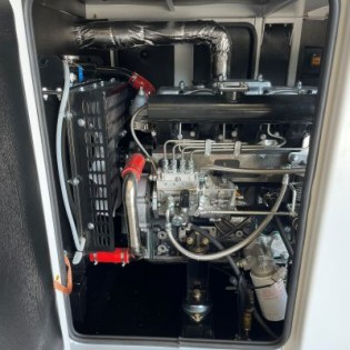 ITC Power Groupe électrogène diesel mono 5300W AVR silencieux DG6000SE