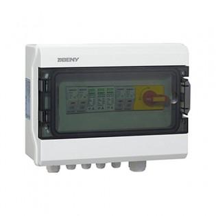 KOMPAK Groupe électrogène 8000W GAZ/essence 230V/400V K10000TET-DF