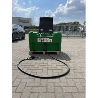 KOMPAK Groupe électrogène GAZ et essence 3300W AVR K4000S-DF
