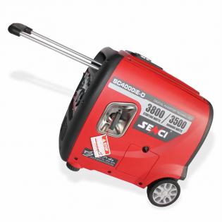 Groupe Electrogène HONDA Inverter EU30iS 3000W Ultra-silencieux