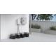 Könner & Söhnen Groupe électrogène Inverter essence et gaz 2000W silencieux KS 2000iG S