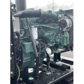 KOMPAK Groupe électrogène 10.000W Diesel Insonorisé KDG12000XSE-T