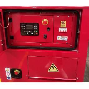 KOMPAK Groupe électrogène diesel 6500W mono et tri AVR K8000LE-T